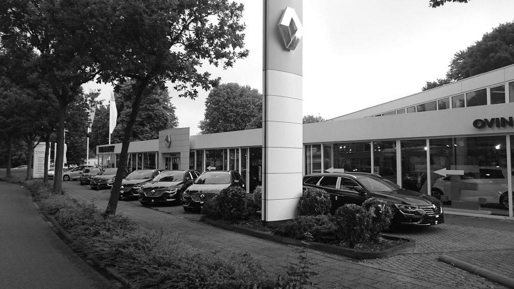 FBM begeleidt verkoop Renault dealer Oving